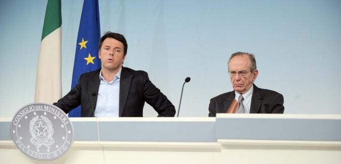 Perché Renzi non ridurrà le tasse