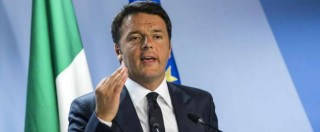 """Matteo Renzi dopo l'assemblea a Pompei e lo sciopero Alitalia: """"Fa male, dovremo difendere i sindacati da se stessi"""""""