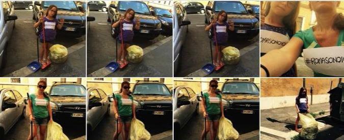 """Roma, la proposta di Gassmann """"Ripuliamo noi la città"""" #RomaSonoIo fa discutere sui social – storify"""