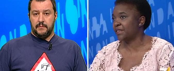 """""""Dire la Lega è un partito razzista"""" non è diffamatorio, gip archivia indagine su Cecile Kyenge"""