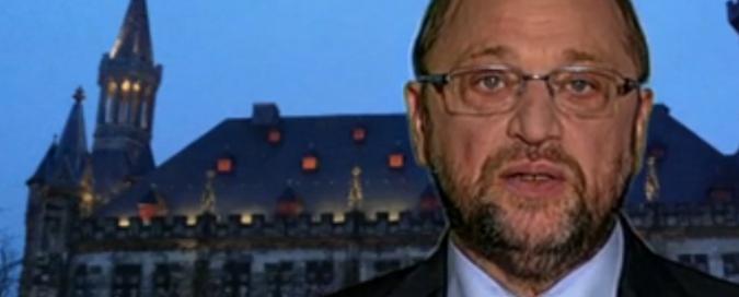 """Parlamento Ue, il presidente Schulz: """"Non corro per terzo mandato, torno a politica tedesca"""". Pronto a sfidare la Merkel"""