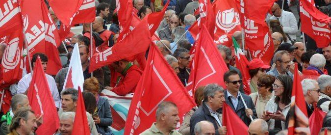 Maurizio Landini, la Resistenza francese e il sindacato che vorrei…