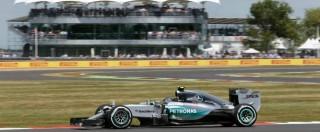 Formula 1, circuito di Silverstone: vince Hamilton. Secondo Rosberg, terzo Vettel