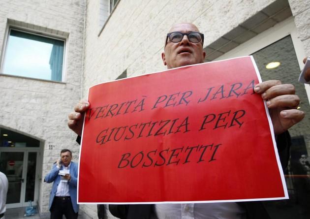 Caso Yara Gambirasio - Udienza preliminare per l'imputato Bossetti