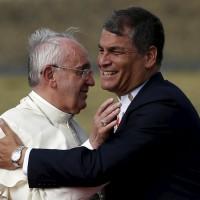 Sospese le telenovelas per le due messe presiedute dal Papa