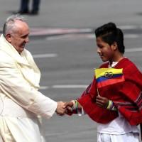 Nono viaggio internazionale del suo pontificato
