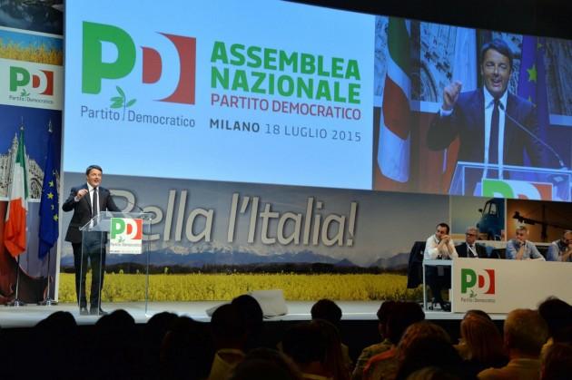 Renzi-Assemblea-Pd
