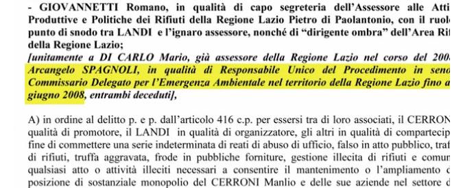 Rifiuti Roma, Gdf sequestra beni per 7,5 milioni agli eredi di Arcangelo Spagnoli