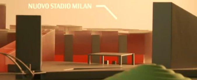 """Nuovo stadio Milan, il club fa marcia indietro: """"Bonifiche troppo care"""""""