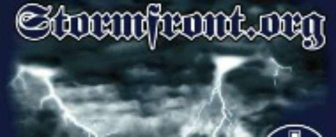 Stormfront, gup di Roma rinvia a giudizio 25 persone per odio razziale