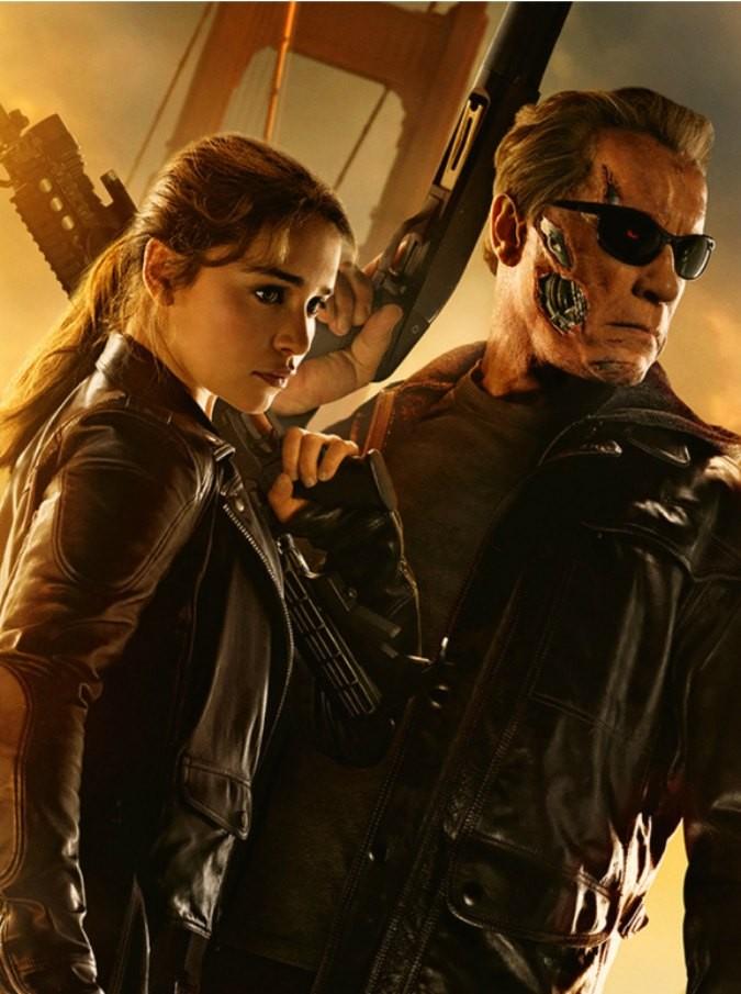 Terminator 5,  Arnold Schwarzenegger torna con il vero sequel della saga di Cameron