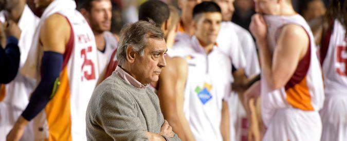 Virtus Roma autoretrocede: ha chiesto alla federazione di iscriversi alla Serie A2