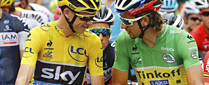 Tour de France 2015, tappa a Greipel. Tiene banco la rabbia del banchiere Tinkoff