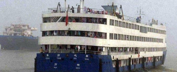 """Filippine, si ribalta un traghetto: """"36 morti e 20 i dispersi"""""""