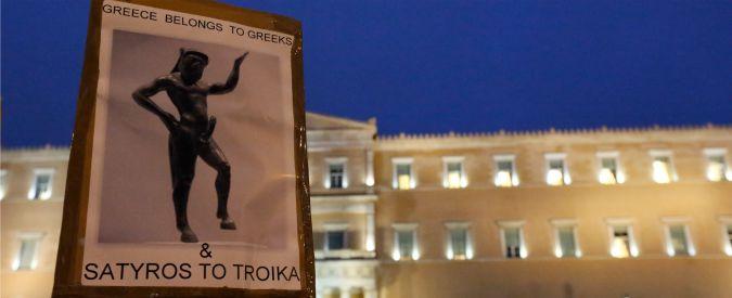 Grecia, fruttivendoli, tassisti e donne delle pulizie: le armi elleniche contro la troika