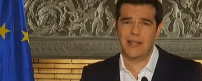 """Crisi Grecia, Merkel: """"Ue è stata solidale, ora Stati sia responsabili"""". Hollande: """"Tsipras faccia proposte serie e credibili"""""""