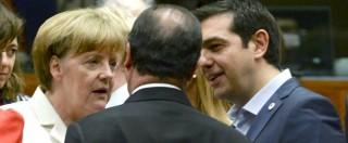 """Crisi Grecia, The Guardian: """"Contro Tsipras waterboarding mentale di Tusk, Merkel e Hollande"""""""