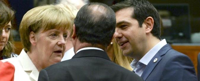 Accordo Grecia: salviamo l'Europa da questa Germania!