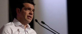 Grecia, Syriza a un passo da implosione: referendum interno e Tsipras già in campagna elettorale