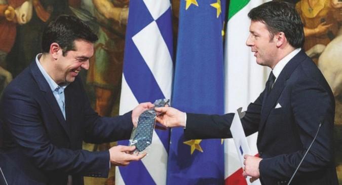 Politica europea: dalla Mogherini ad Atene, il flop europeo di Renzi