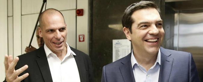 Crisi Grecia, Tsipras e Varoufakis da spacca euro a spacca Syriza