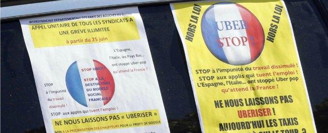 Uber sospende UberPop in Francia: 'Tuteliamo sicurezza autisti dopo violenze'