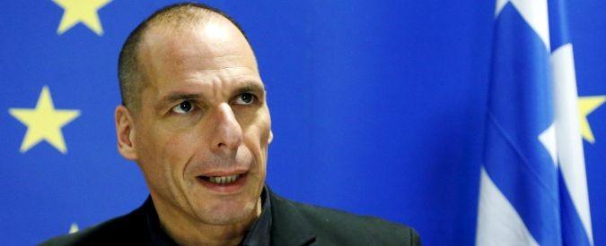 """Yanis Varoufakis, """"L'Italia non faccia come Tsipras, non ceda"""""""