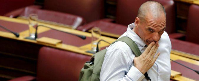 """Grecia, atto d'accusa contro Varoufakis per il piano B: """"Alto tradimento"""""""