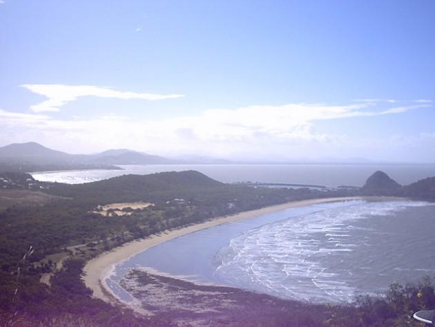 Australia Kemp beach