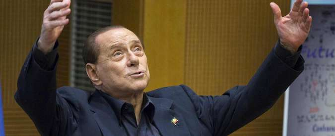 """Silvio Berlusconi: """"Matteo Renzi? Ha pulsioni autoritarie. Va fermato"""""""