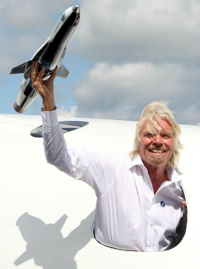 """Virgin, al via le 'ferie libere' volute da Richard Branson: """"Più tempo libero significa più felicità"""""""