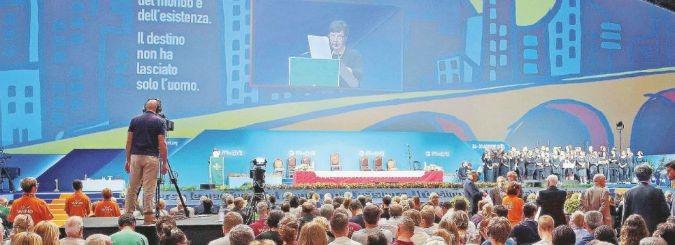 Comunione e Liberazione, i poteri forti in mostra al meeting di Rimini