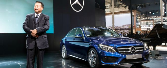 """Daimler, entro fine 2015 la cinese Baic acquisirà una quota """"significativa"""""""
