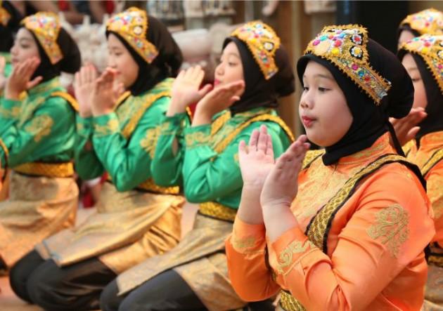 Danze indonesiane al Suq - Foto di Max Valle