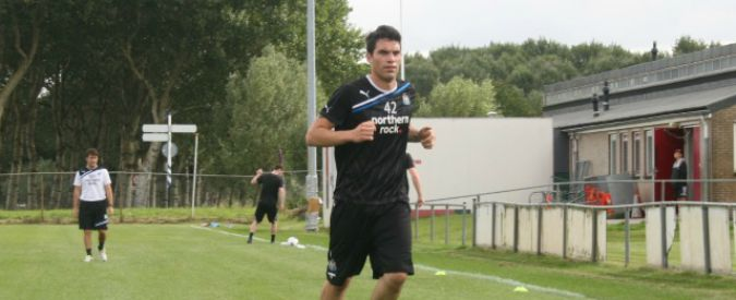 Fabio Zamblera dal Newcastle al Casazza: storia del prodigio finito in Promozione