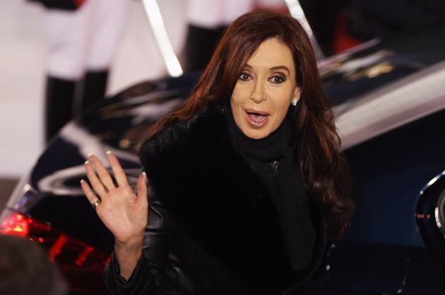 4. Cristina Kirchner (Argentina)