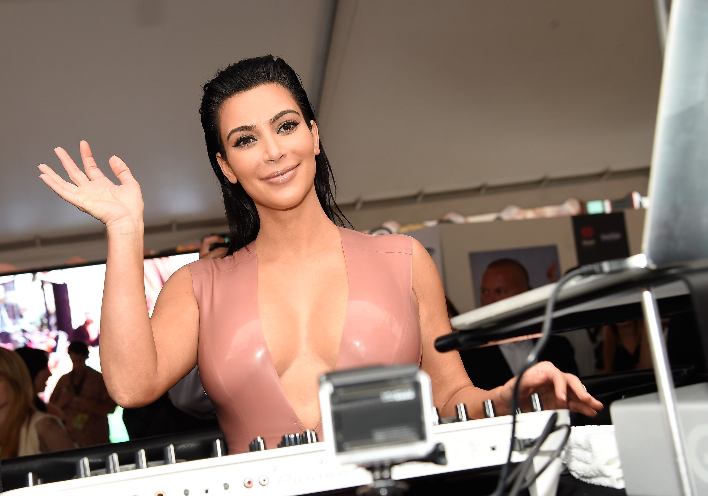 Che è Kim Kardashian datazione in questo momento