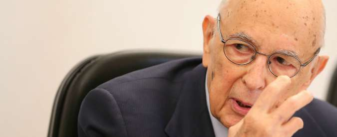 """Borsellino quater, Napolitano non vuole testimoniare: """"Dispersione di energie, richieste di assurda vaghezza"""""""