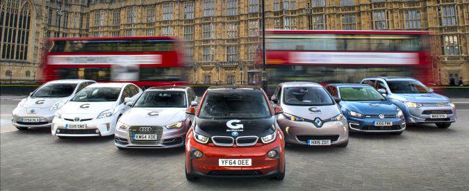 Regno Unito proroga incentivi plug-in. Per essere il Paese 'più elettrico' al mondo