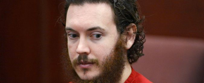 Strage di Denver, ergastolo a James Holmes per il massacro nel cinema di Aurora