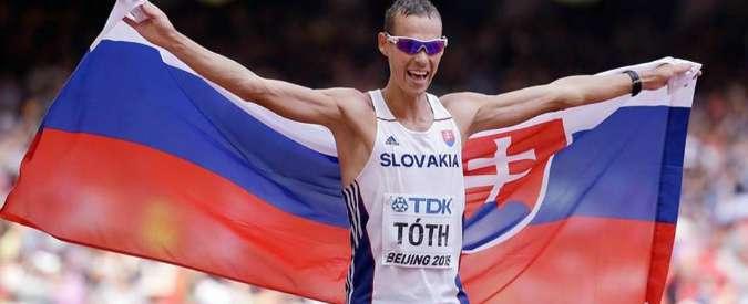 Mondiali atletica, 50 km marcia a Toth e Tallent: rivincita dei paladini antidoping