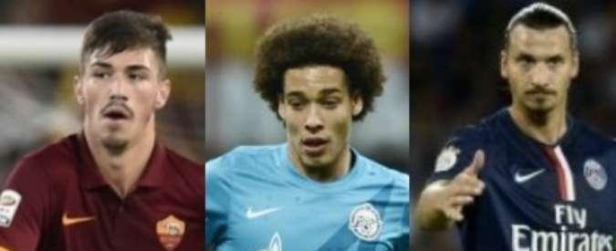 Calciomercato Milan: Witsel si avvicina e Ibrahimovic dice no al Galatasaray