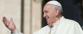 """Profughi, l'appello di Papa Francesco: """"Ogni parrocchia accolga una famiglia"""""""