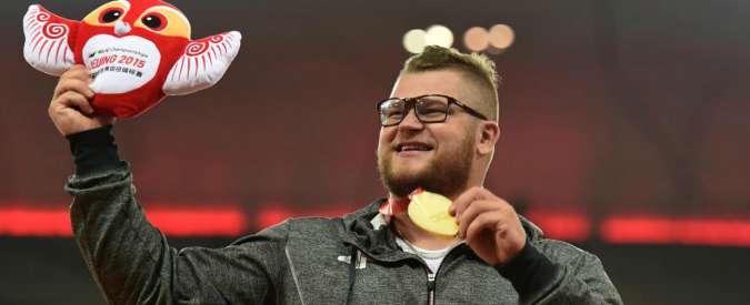 Mondiale atletica, Fajdek vince nel martello. Si ubriaca e paga taxi con l'oro