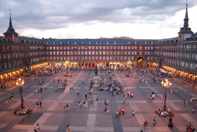 Plaza_Mayor- Madrid