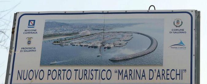Salerno, barca a vela travolta da un motoscafo: un morto e un ferito