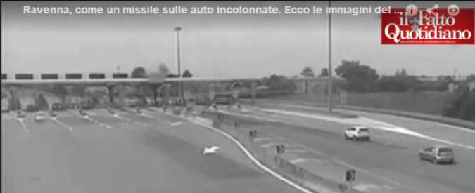 Incidente Ravenna, travolge veicolo incolonnato al casello sulla A14: autista negativo all'alcoltest (VIDEO)