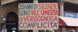 """Strage di Bologna, Mattarella: """"Ora la verità. Battaglia per introdurre il reato di depistaggio è risorsa"""""""