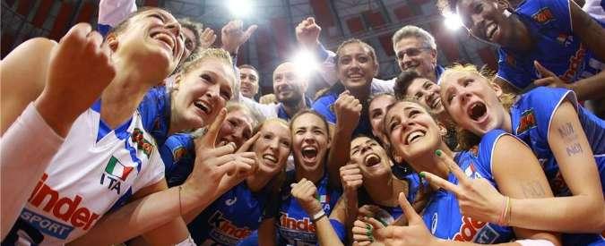 Mondiali Volley, il segreto dell'oro Under18 si chiama Club Italia: il collegiale permanente per i giovani talenti