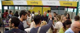 """Fiumicino, Enac diffida Vueling: """"Risolva disservizi o sospendiamo licenza a volare"""""""